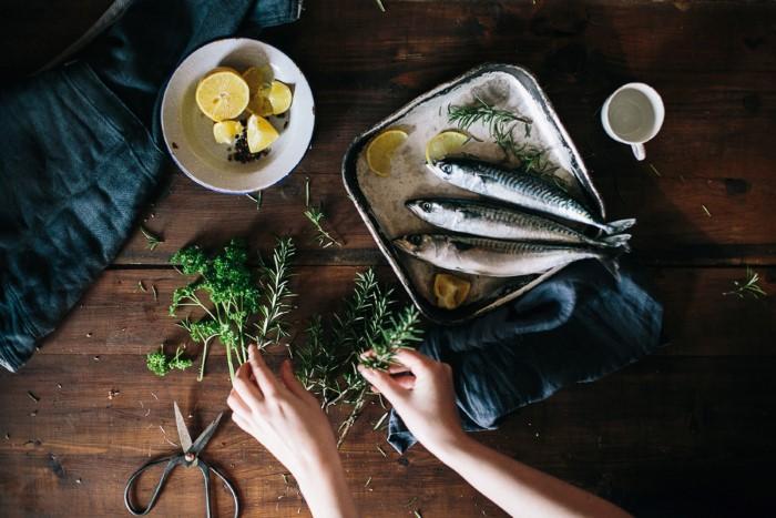 Reportage photo culinaire en restaurant, photographes pro