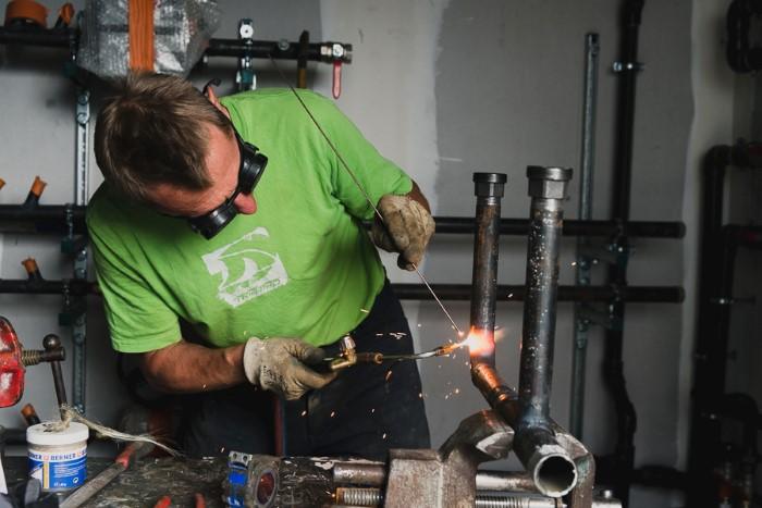 Photos d'artisans et ouvriers du batiment : photographes spécialisés en artisanat