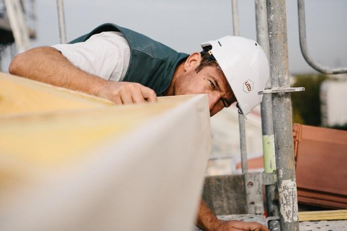 Photos d'artisans du bâtiment par photographes spécialisées en artisanat