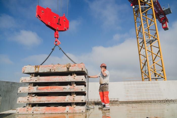 Photographies de chantiers, ouvriers du batiments - reportage par photographe professionnelle