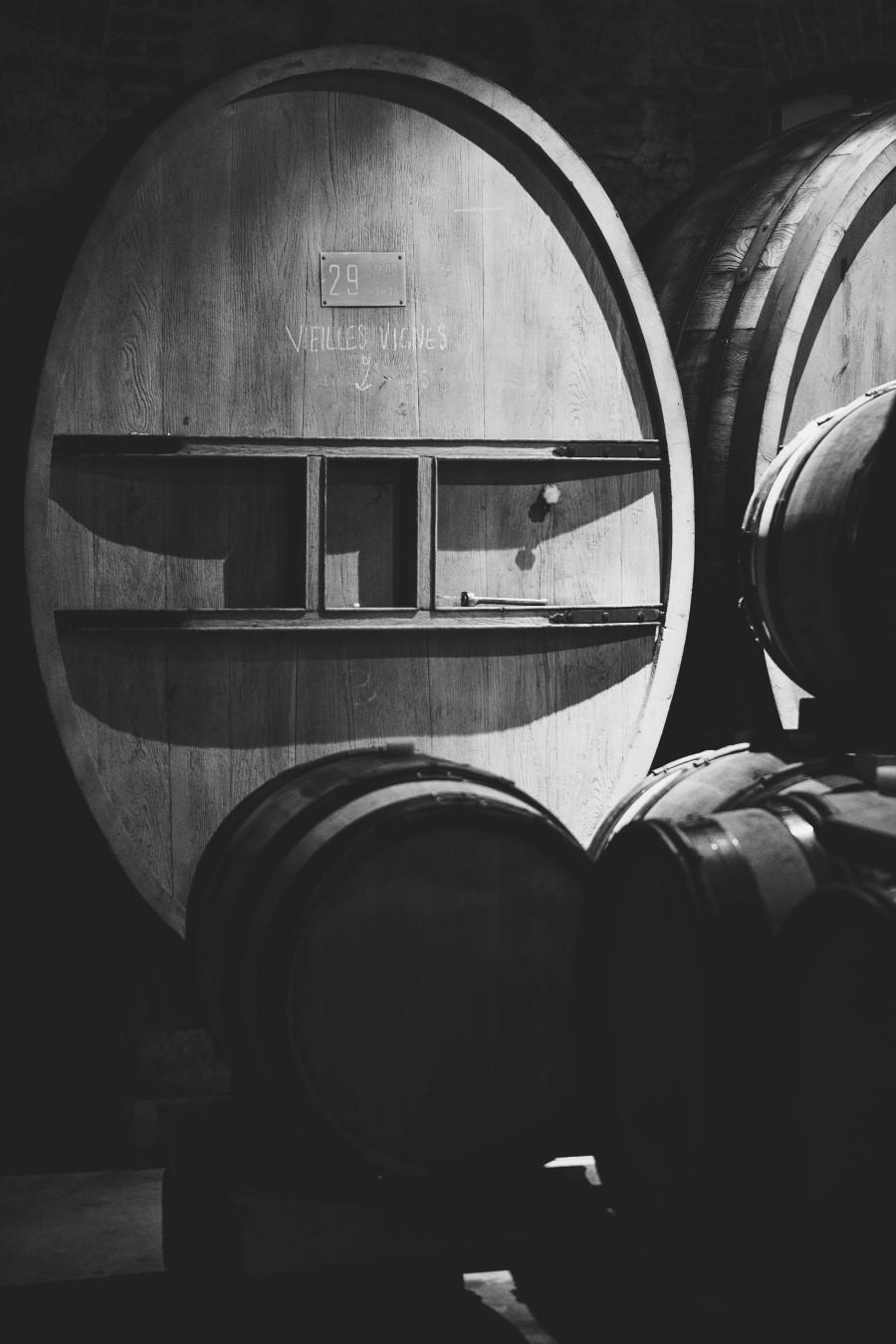 Innov'Action en Auvergne Rone Alpes : vidéo d'une cave viticole au domaine de la petite gallée