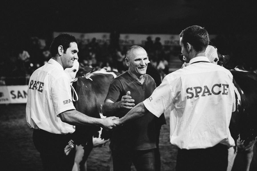 Space 2016 : Les Montbéliardes