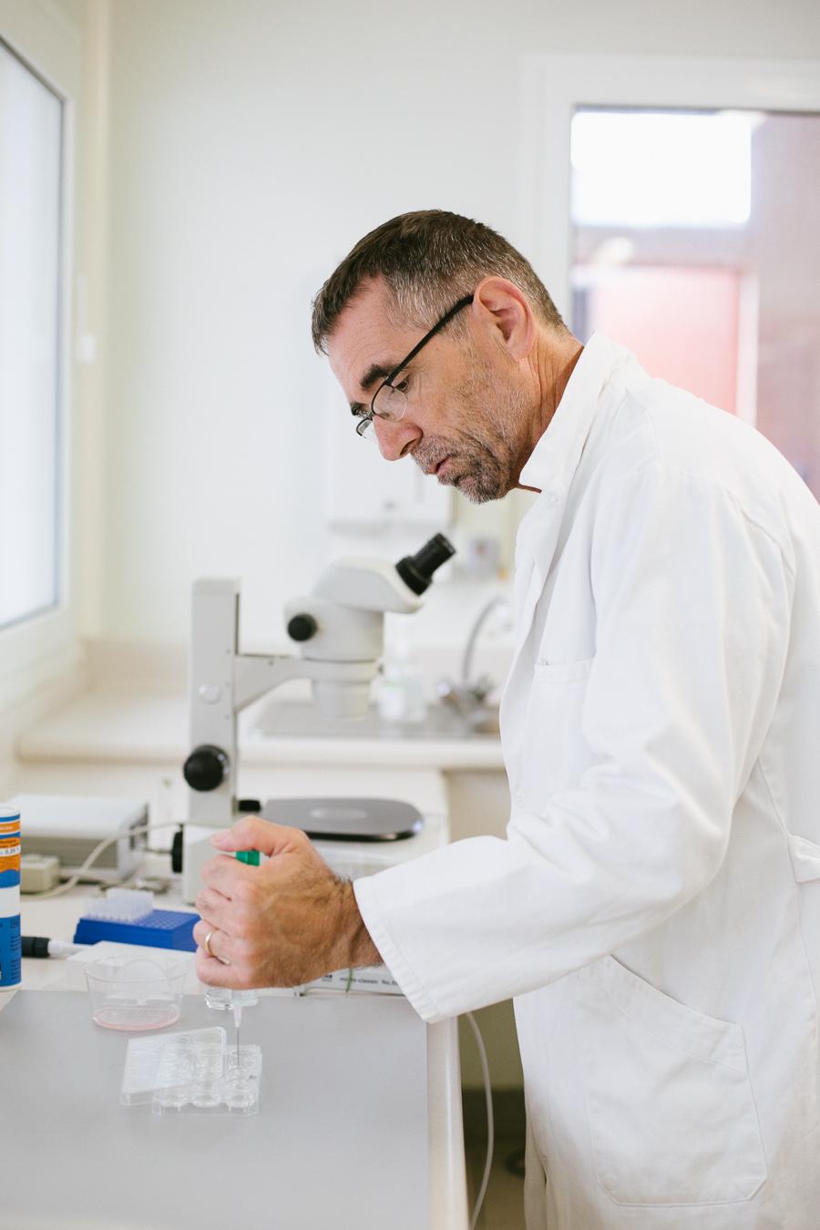 Génétique : Donneuse d'embryons
