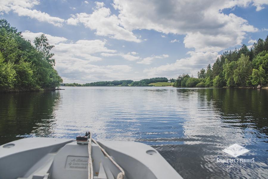 Lac de Trémouille - photographies paysages d'Auvergne - ©Eve Hilaire