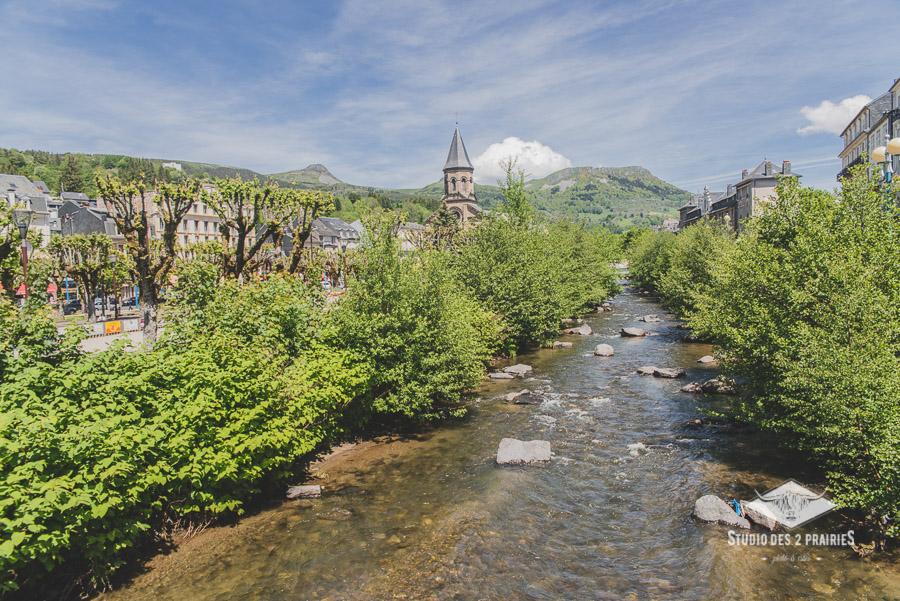 La Bourboule - vue de la ville par Eve Hilaire/Studio des 2 Prairies- photographe professionnelle en Auvergne Rhône Alpes