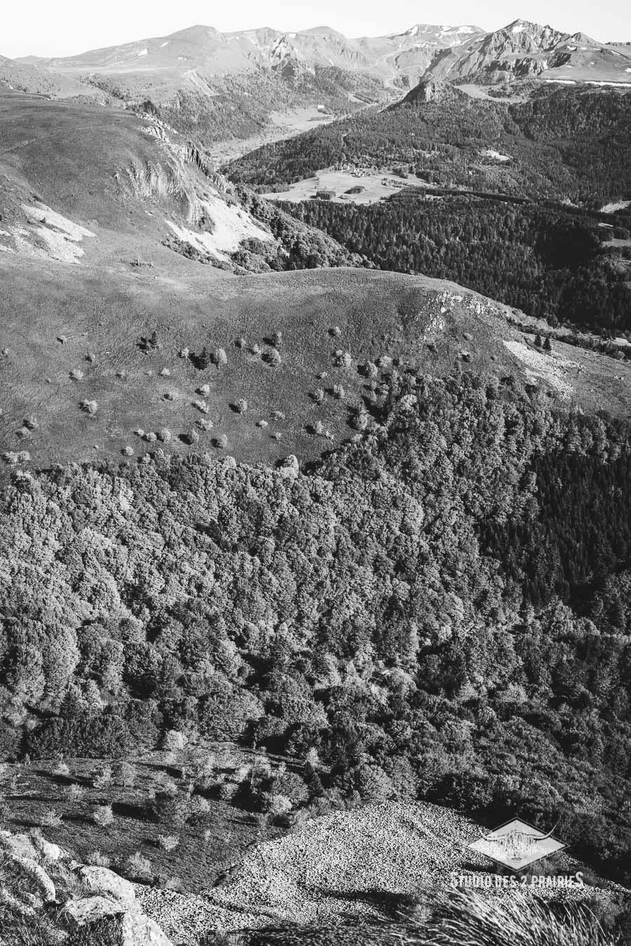 la Banne d'Ordanche - photographie d'Auvergne