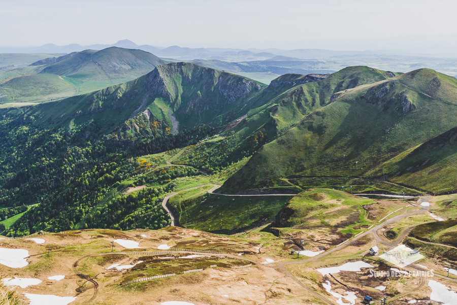 Puy de Sancy - photographies d'Auvergne