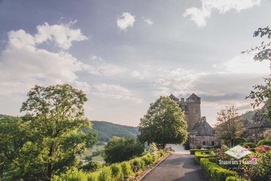 Chateau d'Anjony - photographe patrimoine - Auvergne Rhone Alpes
