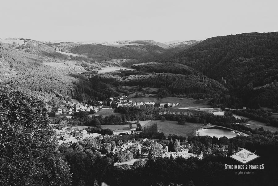Belvedaire de Vaisset - photographe professionnelle territoire - Parc des volcans d'Auvergne