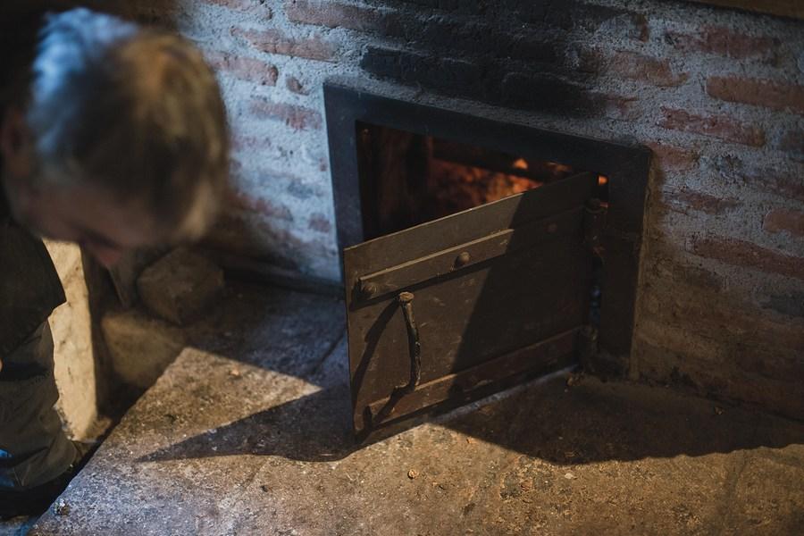 Photographe agricole : l'aoc huile de noix du périgord / ©Eve Lancery, Studio des 2 Prairies