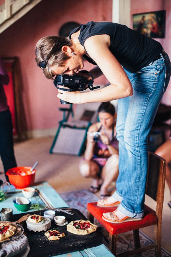 Eve Hilaire, vidéaste photographe agriculture, artisanat et gastronomie, basée en Rhône-Alpes