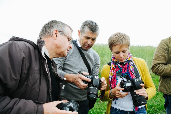 Formations à la photographie et à la vidéo pour les entreprises