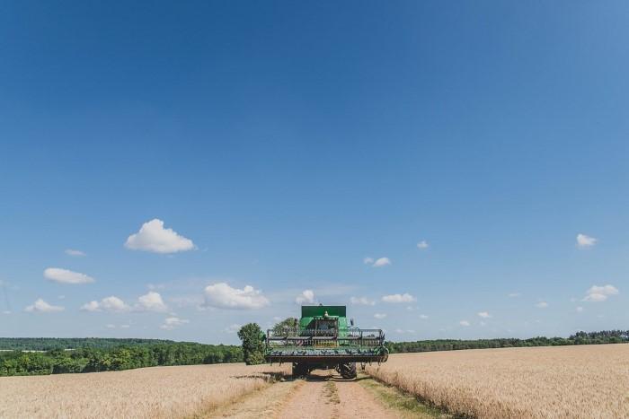 Photographe en agriculture et machinisme, photos professionnelles