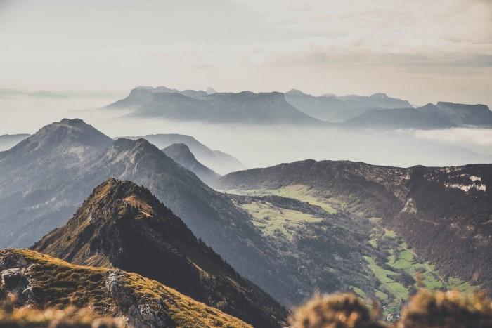 Landscape photographer - mountains