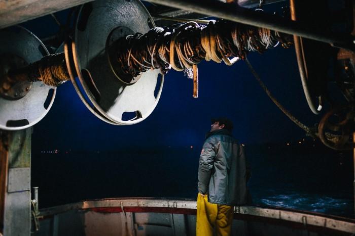 Peche en mer : reportage photo par photographe professionnelle