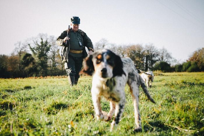 Reportage photo sur la chasse