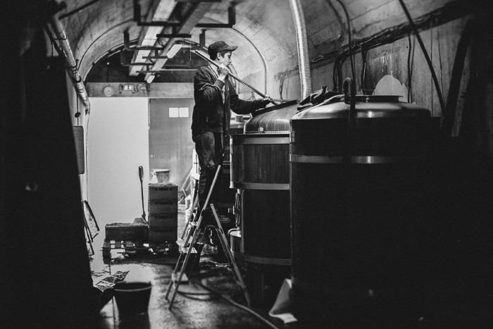 Reportage photo distillerie - agriculture